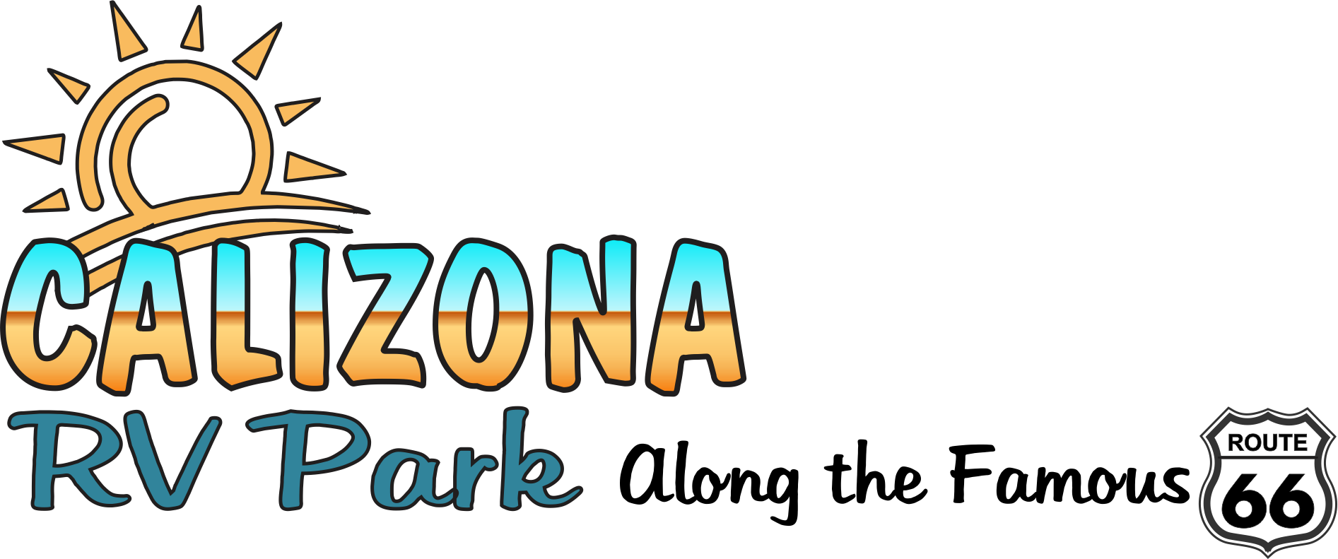 Calizona RV Park logo