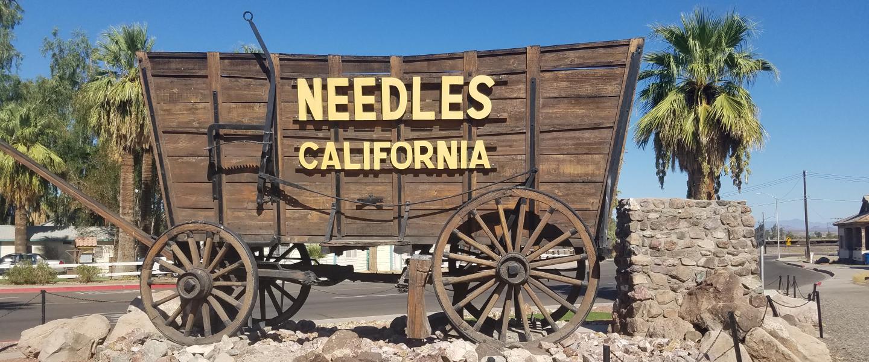 Needles, California - Home to Calizona RV Park